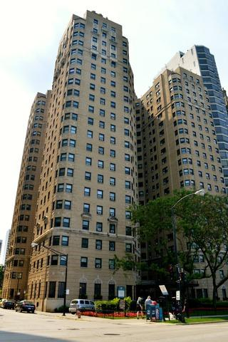 1400 N Lake Shore Drive 7-G, Chicago, IL 60610 (MLS #09697392) :: Property Consultants Realty