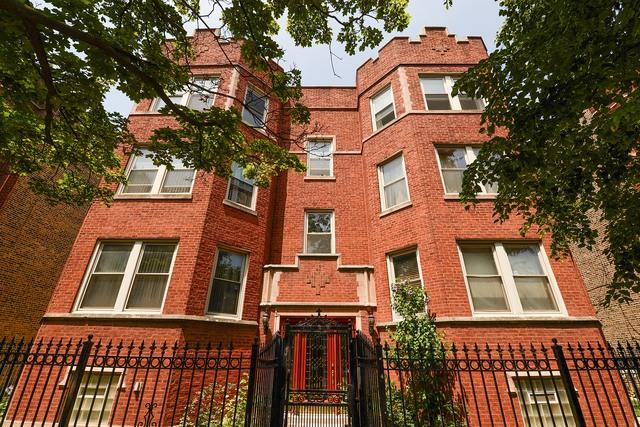 2720 N Sawyer Avenue #3, Chicago, IL 60647 (MLS #09697405) :: Property Consultants Realty