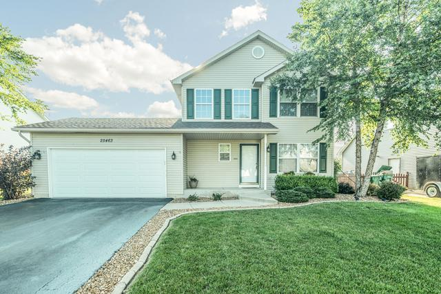 25463 S Mallard Drive, Channahon, IL 60410 (MLS #09697419) :: The Wexler Group at Keller Williams Preferred Realty