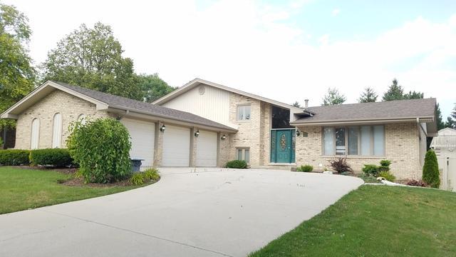 14615 S East Abbott Road, Homer Glen, IL 60491 (MLS #09697512) :: The Wexler Group at Keller Williams Preferred Realty