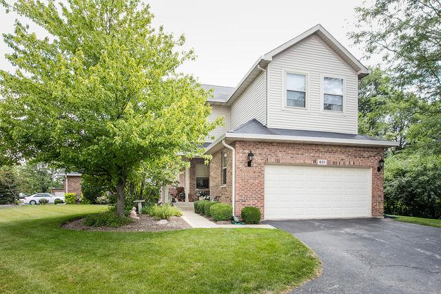 631 W St Johns Place, Addison, IL 60101 (MLS #09697517) :: Property Consultants Realty