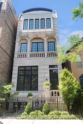 2002 N Mohawk Street, Chicago, IL 60614 (MLS #09697579) :: Property Consultants Realty