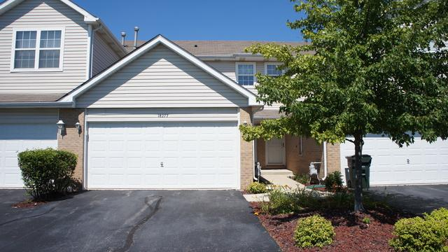 18277 Kirby Drive #18277, Tinley Park, IL 60487 (MLS #09697589) :: The Wexler Group at Keller Williams Preferred Realty