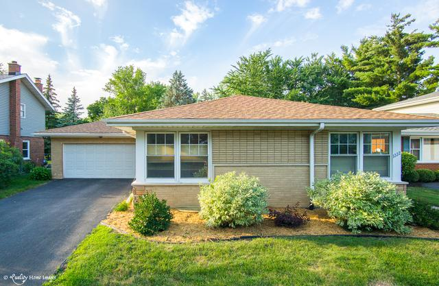 1222 191st Street, Homewood, IL 60430 (MLS #09697738) :: The Wexler Group at Keller Williams Preferred Realty