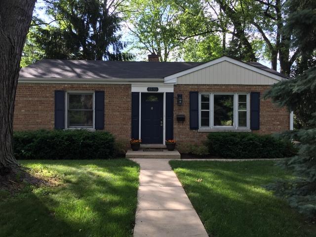 1535 College Avenue, Wheaton, IL 60187 (MLS #09697769) :: The Wexler Group at Keller Williams Preferred Realty