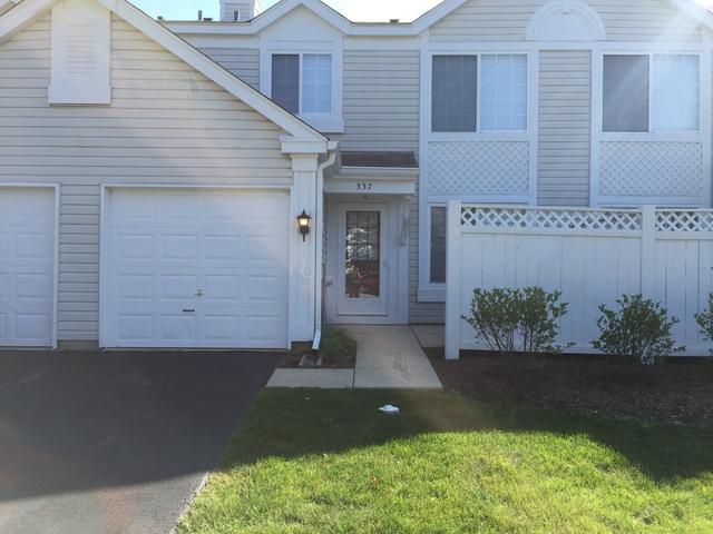 337 Gregory Street, Aurora, IL 60504 (MLS #09697770) :: The Dena Furlow Team - Keller Williams Realty