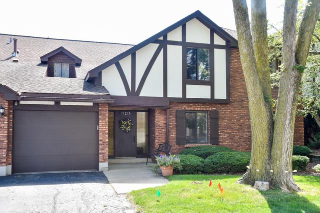 11215 Cottonwood Drive 30D, Palos Hills, IL 60465 (MLS #09697901) :: The Wexler Group at Keller Williams Preferred Realty