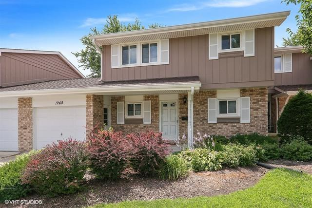1248 Briarcliffe Boulevard, Wheaton, IL 60189 (MLS #09698011) :: The Wexler Group at Keller Williams Preferred Realty