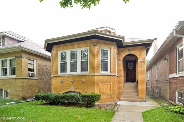 6125 N Rockwell Street, Chicago, IL 60659 (MLS #09698144) :: The Dena Furlow Team - Keller Williams Realty