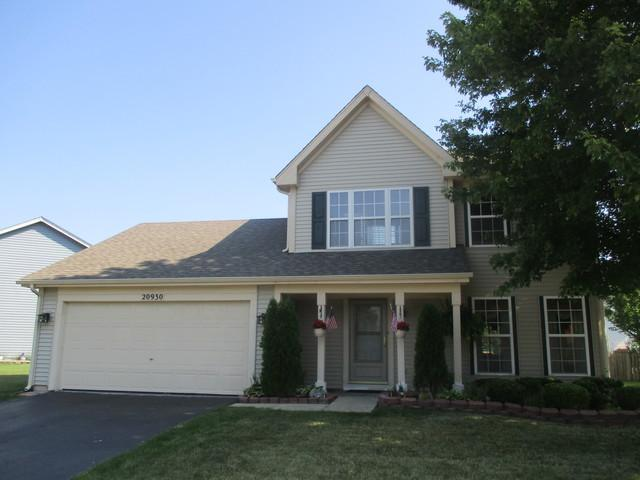 20930 W Ardmore Circle, Plainfield, IL 60544 (MLS #09698222) :: The Wexler Group at Keller Williams Preferred Realty