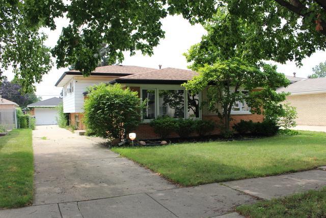 10028 S Komensky Avenue, Oak Lawn, IL 60453 (MLS #09698240) :: The Wexler Group at Keller Williams Preferred Realty