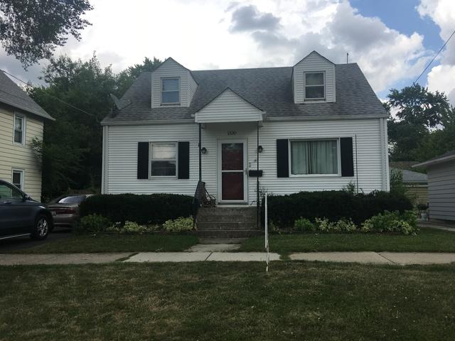 1320 Madison Street, Lockport, IL 60441 (MLS #09698283) :: The Wexler Group at Keller Williams Preferred Realty
