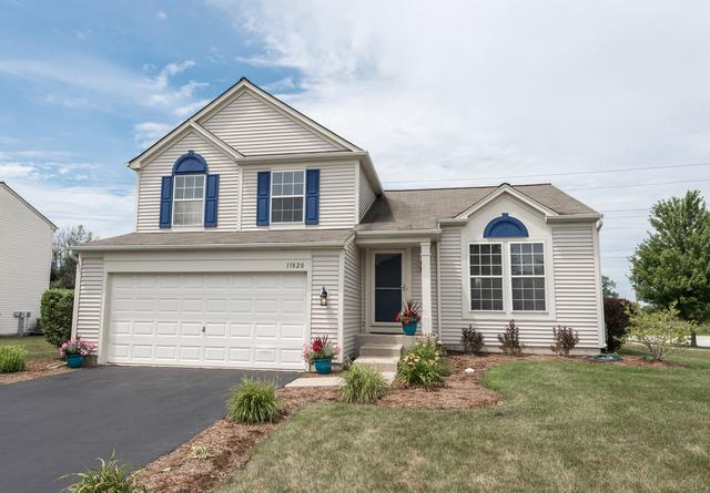 11820 Presley Circle, Plainfield, IL 60585 (MLS #09698401) :: The Wexler Group at Keller Williams Preferred Realty