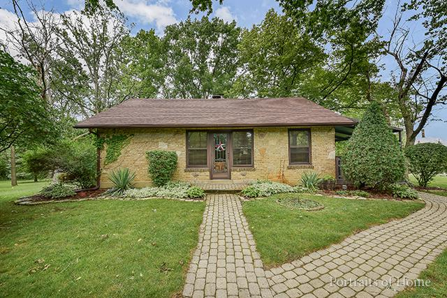 200 N Anderson Road, New Lenox, IL 60451 (MLS #09698519) :: The Wexler Group at Keller Williams Preferred Realty
