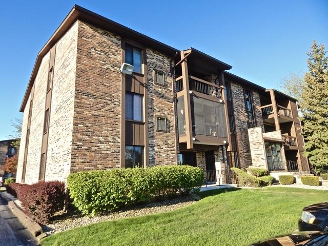 7523 175th Street #732, Tinley Park, IL 60477 (MLS #09698553) :: The Wexler Group at Keller Williams Preferred Realty