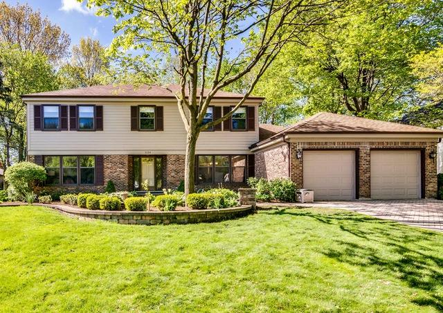 1134 Kings Point Court, Naperville, IL 60563 (MLS #09698602) :: Ani Real Estate