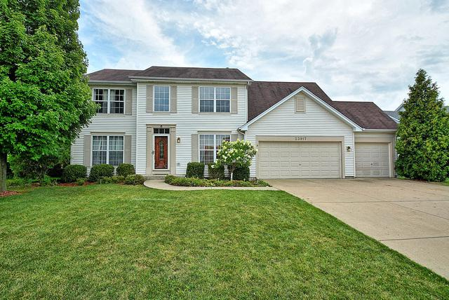 23917 Greenfield Court, Plainfield, IL 60585 (MLS #09698623) :: The Wexler Group at Keller Williams Preferred Realty