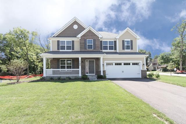 1230 W Thomas  Lot # 0008 Road, Wheaton, IL 60187 (MLS #09698689) :: Ani Real Estate