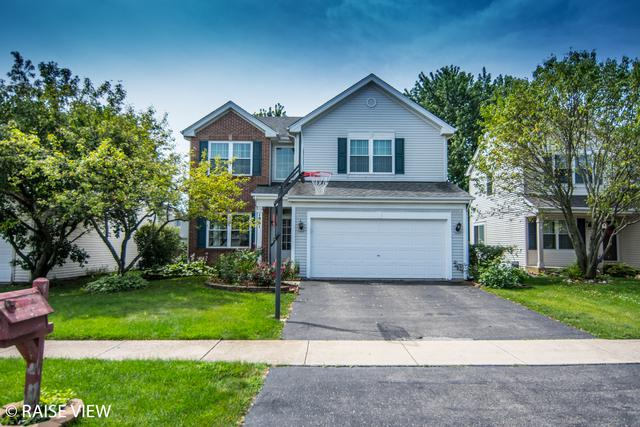 1081 Rosefield Lane, Aurora, IL 60504 (MLS #09698697) :: Ani Real Estate