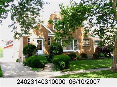 9316 S Harding Avenue, Evergreen Park, IL 60805 (MLS #09698701) :: Ani Real Estate