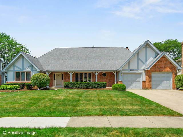 2028 Somerset Lane, Wheaton, IL 60189 (MLS #09698763) :: The Wexler Group at Keller Williams Preferred Realty