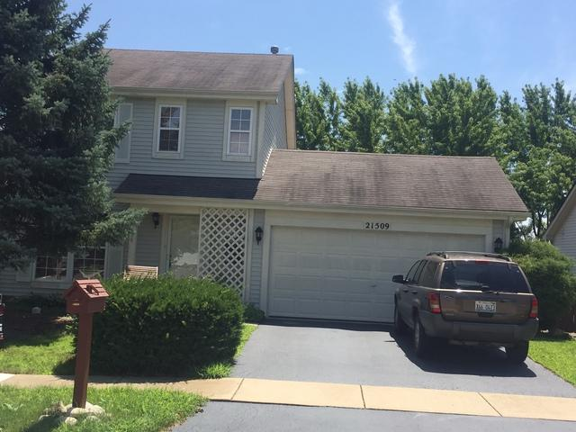 21509 W Georgetown Drive, Plainfield, IL 60544 (MLS #09698778) :: The Wexler Group at Keller Williams Preferred Realty