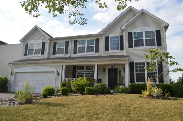 388 Claridge Circle, Bolingbrook, IL 60440 (MLS #09698826) :: The Wexler Group at Keller Williams Preferred Realty