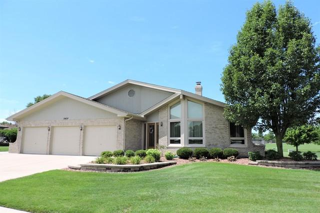 19658 Stonehenge Drive, Mokena, IL 60448 (MLS #09698877) :: The Wexler Group at Keller Williams Preferred Realty