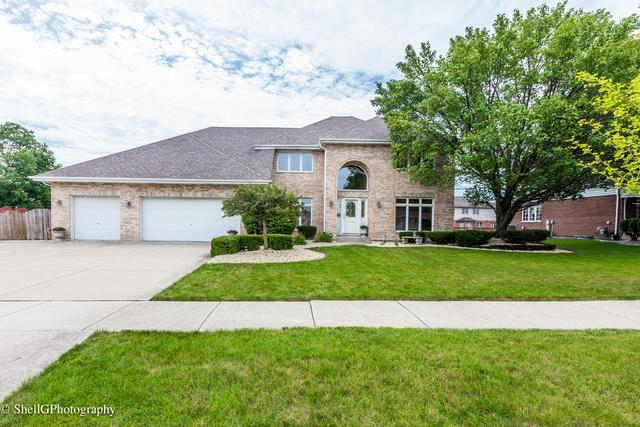 7867 Marquette Drive N, Tinley Park, IL 60477 (MLS #09698925) :: The Wexler Group at Keller Williams Preferred Realty