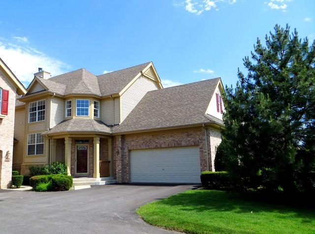 1606 Spyglass Circle #1606, Palos Heights, IL 60463 (MLS #09699201) :: The Wexler Group at Keller Williams Preferred Realty