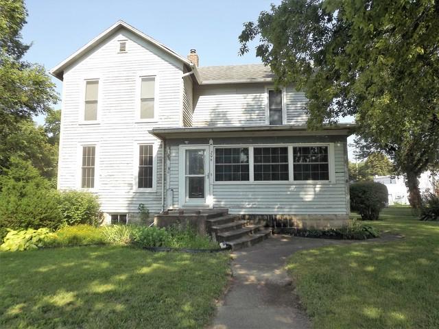 206 N Oak Street, Onarga, IL 60955 (MLS #09699282) :: The Jacobs Group