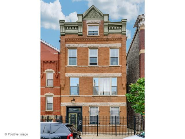 1305 N Greenview Avenue 3R, Chicago, IL 60642 (MLS #09700452) :: The Perotti Group