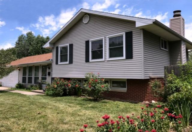 1608 Golfview Drive, Urbana, IL 61801 (MLS #09702749) :: Littlefield Group