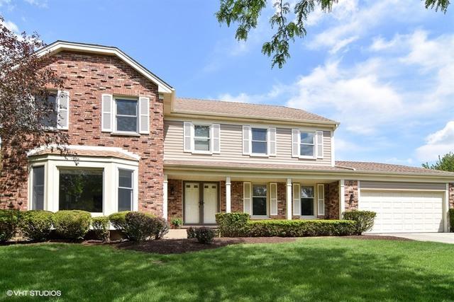 4017 N Harvard Avenue, Arlington Heights, IL 60004 (MLS #09703465) :: The Schwabe Group