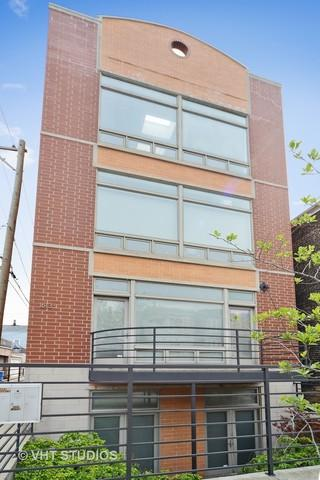 1613 W Lemoyne Street Pent, Chicago, IL 60622 (MLS #09706378) :: The Perotti Group