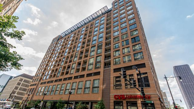 520 S State Street #1106, Chicago, IL 60605 (MLS #09708626) :: The Jacobs Group