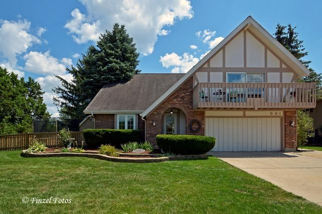 961 Sarasota Lane, Crystal Lake, IL 60014 (MLS #09709605) :: Lewke Partners