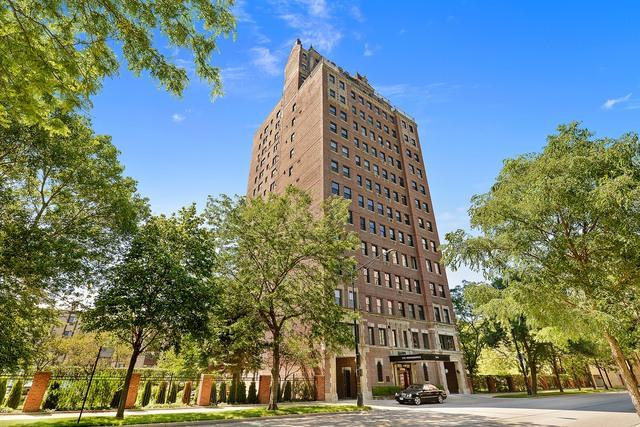 5510 N Sheridan Road 9B, Chicago, IL 60640 (MLS #09710496) :: Domain Realty