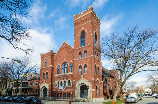 2900 W Shakespeare Avenue #4, Chicago, IL 60647 (MLS #09711422) :: Property Consultants Realty