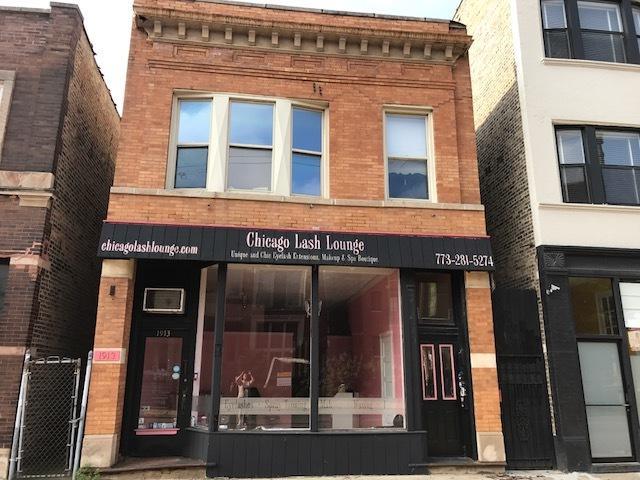 1913 W Belmont Avenue, Chicago, IL 60657 (MLS #09711893) :: Domain Realty