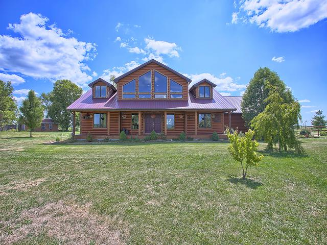 3296 CR 500E, Fisher, IL 61845 (MLS #09714260) :: Littlefield Group