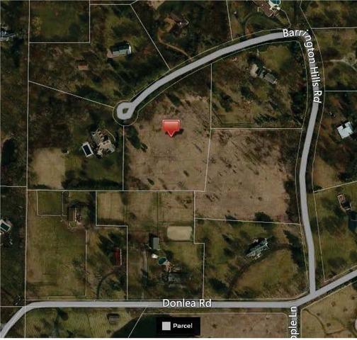 16 Barrington Hills Lot 9 Road, Barrington Hills, IL 60010 (MLS #09716811) :: The Jacobs Group