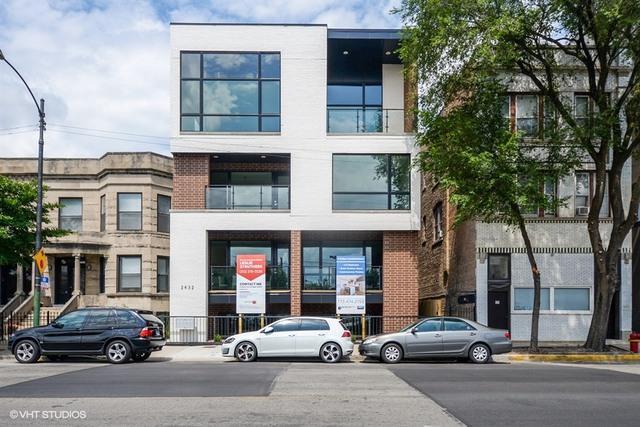 2432 W Chicago Avenue 1S, Chicago, IL 60622 (MLS #09717213) :: The Perotti Group