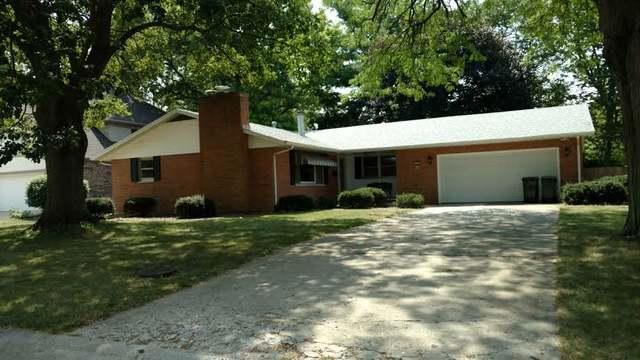 405 E Evergreen Court W, Urbana, IL 61801 (MLS #09718912) :: Littlefield Group