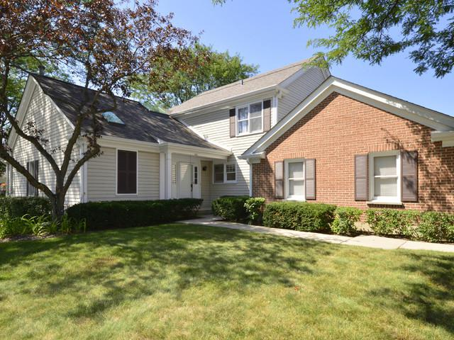 461 Williamsburg Lane #0, Prospect Heights, IL 60070 (MLS #09719065) :: The Schwabe Group