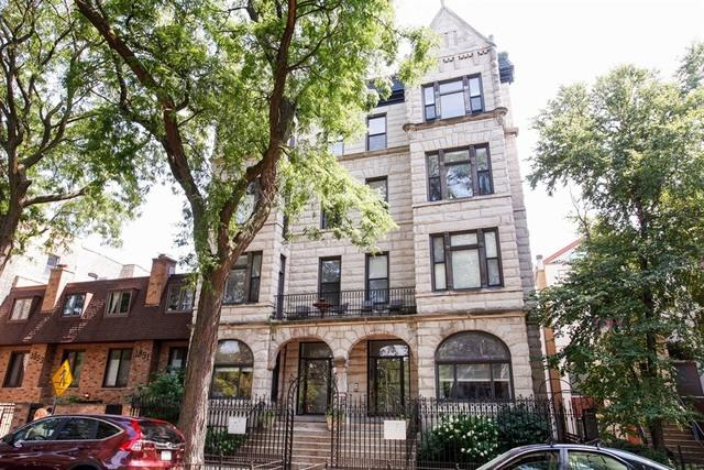 1849 N Cleveland Avenue 1N, Chicago, IL 60614 (MLS #09721042) :: Littlefield Group