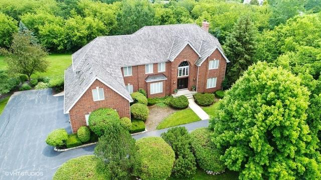 5270 Wakefield Lane, Long Grove, IL 60047 (MLS #09721444) :: The Schwabe Group