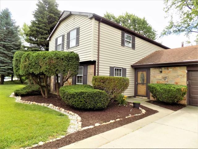 863 Bernard Drive, Buffalo Grove, IL 60089 (MLS #09721861) :: The Schwabe Group