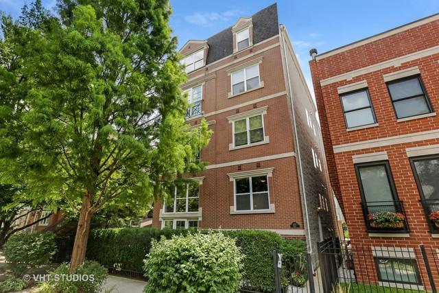 2327 W Medill Avenue #1, Chicago, IL 60647 (MLS #09721906) :: The Perotti Group