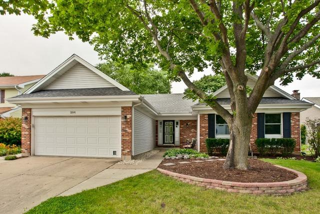204 Lowell Place, Vernon Hills, IL 60061 (MLS #09722061) :: The Schwabe Group